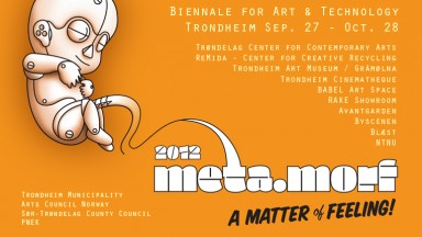 Meta.Morf 2012 - A Matter of Feeling