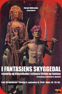 Rasekrig og klassekamp i Science Fiction og Fantasy