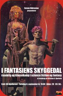 Rasekrig og klassekamp i Science Fiction og Fantasy